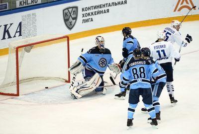 Сибирь хоккей
